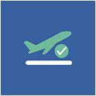 Получить разрешение электронной системы ESTA за 72 часа до вылета